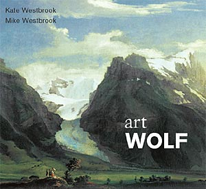 "CD Cover ""Art Wolf"""