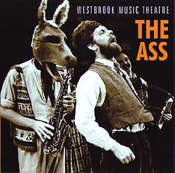 "CD Cover ""THE ASS"""