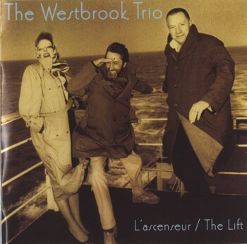 "CD Cover ""The Lift"""