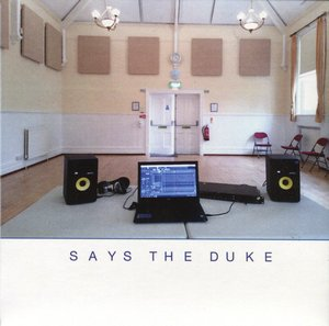 CD cover of Says The Duke