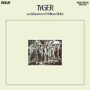 "LP Cover ""Tyger"""